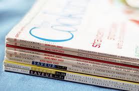 magazines food