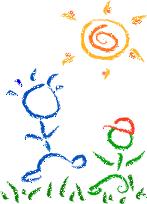 kids crayon drawings