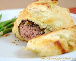beef pastry