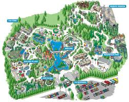legoland park map