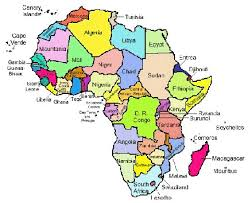learn map of africa