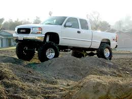 gmc sierra lift
