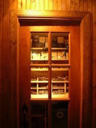 humidor room