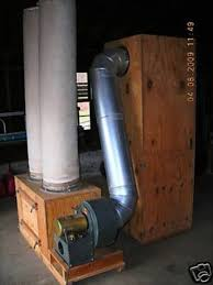 homemade dust collector