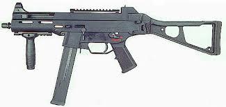 Пистолеты-пулеметы Ump45