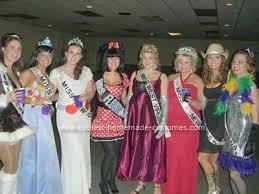 beauty queen costumes