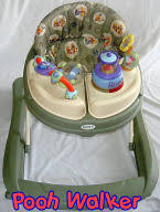round baby walkers