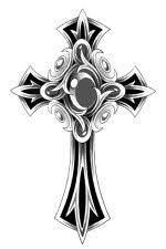 cross designs for tattoos
