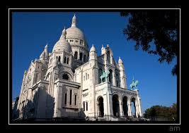 famous landmarks of paris