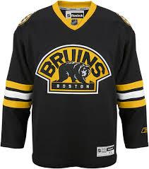 boston bruins third jerseys