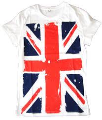 british flag tshirt