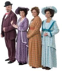 1912 costumes