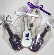 guitar cookie