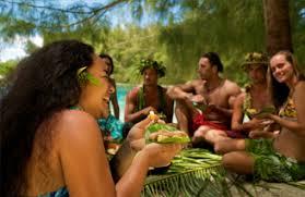 polynesia people
