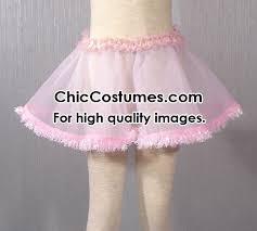 faldas de ballet