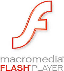 get flash player logo
