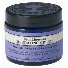 frankincense hydrating cream