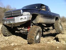 dodge off roading