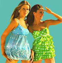 60s bathing suits