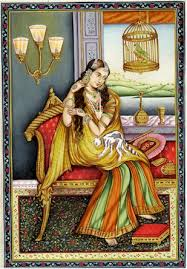 miniature paintings of india