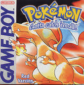 gameboy color pokemon red