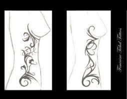 feminine tribal tattoos
