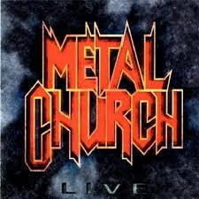 metal church live