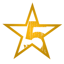 five star logos