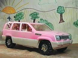 barbie car toys