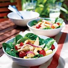 cold chicken salad