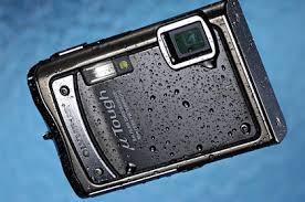 olympus under water camera