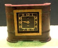 artdeco clock