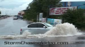 Flooding in Colorado Springs,