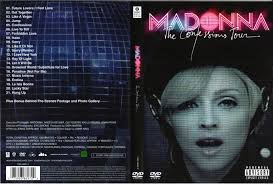 madonna confession tour dvd