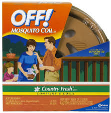 off mosquitoes