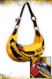 andy warhol banana bag