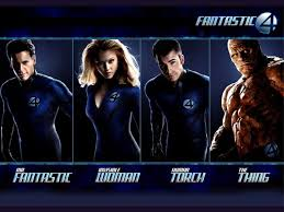 fantastic four marvel comic
