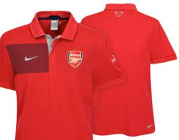 arsenal polo shirts