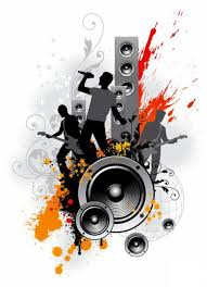 clipart of music