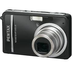 pentax optio s12 black