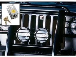 jeep hood locks