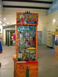 old arcade machines