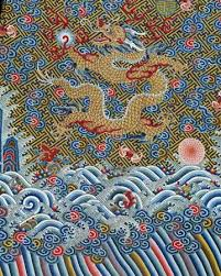 chinese silk embroidered