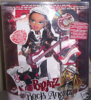 bratz rock angelz doll