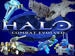 lego halo the video game