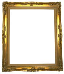 ornate gold frames