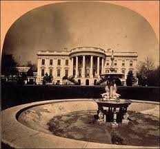 first white house