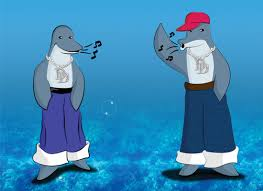 dolphin for kids