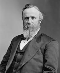 president rutherford hayes
