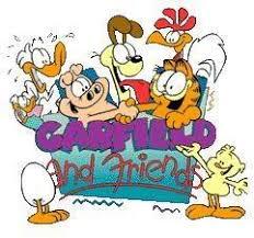caricaturas de los 80 90